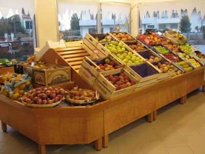 Bancarelle Frutta Verdura